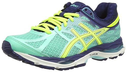 asics-gel-cumulus-17-womens-running-shoes-blue-aqua-mint-flash-yellow-navy-7007-5-uk
