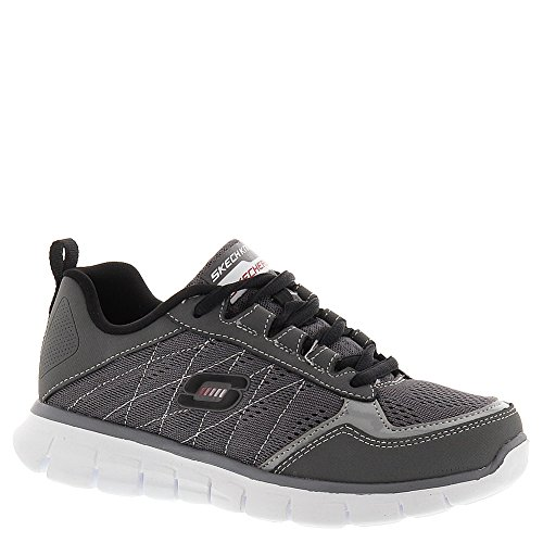 Skechers Boys Synergy Power Switch,Gray/Black,US 12 M (Skechers Power Switch compare prices)