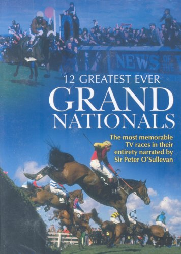 The Twelve Greatest Ever Grand Nationals [DVD]