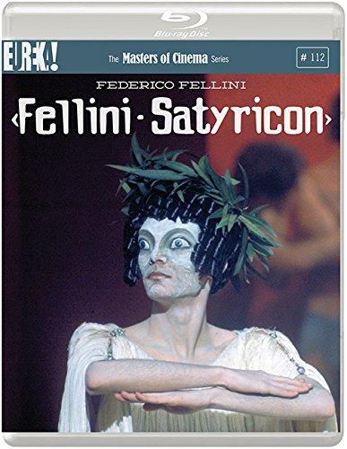Satyricon (1969) [Masters of Cinema] (Blu-ray) [Edizione: Regno Unito]