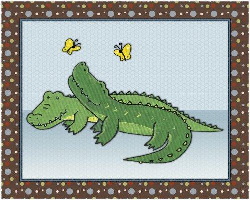 Alligator Baby Bedding