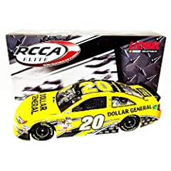 AUTOGRAPHED 2013 Matt Kenseth #20 DOLLAR GENERAL RACING (Gibbs) Lionel 1 24 RCCA... by Trackside Autographs