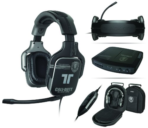 Call of Duty Black OPS ProGaming AX720 Headset (PS3 Xbox 360)