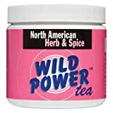 North American Herb and Spice, Wild Power Tea, 2-Ounce