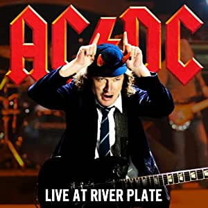 AC/DC - Live At River Plate (mit T-Shirt Größe L) - Amazon.com