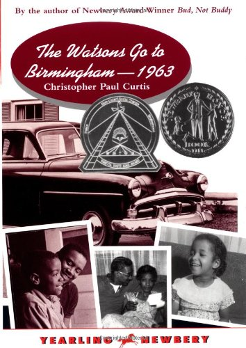 The Watson's Go to Birmingham  by Christopher Curtis
