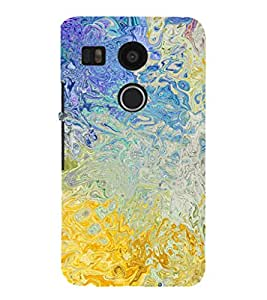 Ebby Premium Printed Mobile Back Case Cover With Full protection For LG Nexus 5x (Designer Case)