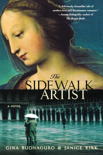 The Sidewalk Artist
