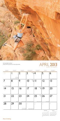 Rock Climbing 2013 Calendar