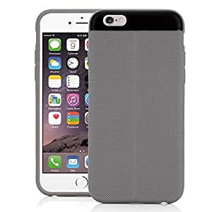 iPhone 6s Plus Back Cover, Back Cover For Apple iPhone 6s Plus (Grey) - By QUICKSAND