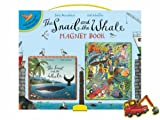 Julia Donaldson The Snail and the Whale Magnet Book