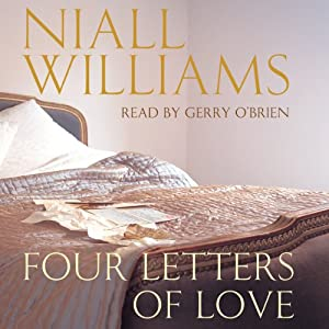 Four Letters of Love Audiobook