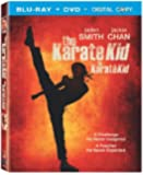 The Karate Kid (Blu-ray/DVD Combo Edition) (Bilingual)