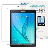 Bestwe 2x film de protection pour écran Samsung Galaxy Tab A Tablette Tactile 9,7″ ultra-claire (Samsung Galaxy Tab A 9.7)
