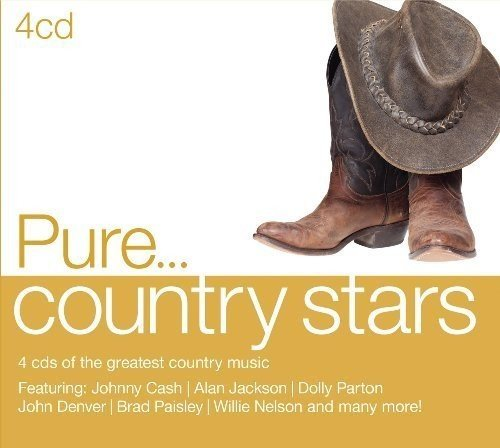 Pure... Country Stars [4 CD]