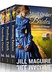 Mail Order Brides Western Romance Collection ~ 3-Book Bundle (Brides of Virtue Series 1)