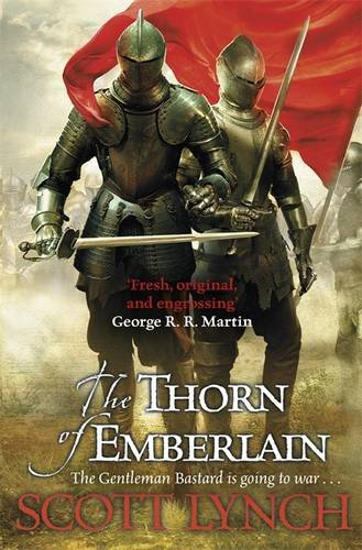 The Thorn of Emberlain (Gentleman Bastard Sequence)