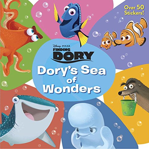 Dory's Sea of Wonders (Disney/Pixar Finding Dory) (Deluxe Pictureback)