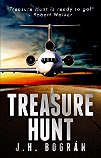(FREE on 12/12) Treasure Hunt, A Novel by J. H. Bográn - http://eBooksHabit.com