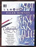 Daler Rowney Calligraphy Pad A4