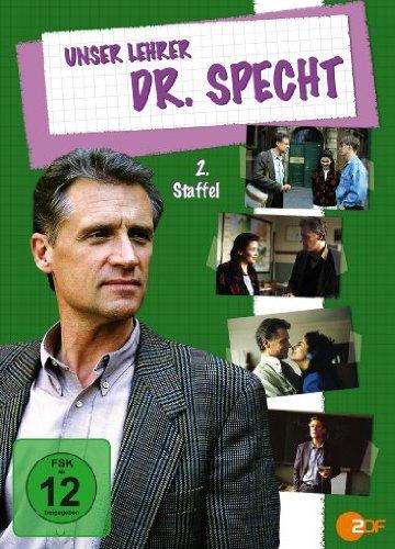 Unser Lehrer Dr. Specht - Staffel 2 [4 DVDs]