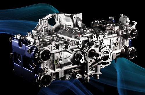 Tomei ADVANCED SPEC N-Line EJ257SANU for SINGLE AVCS USDM - COMPLETE ENGINE