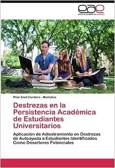 Destrezas en la Persistencia Académica de Estudiantes