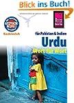 Reise Know-How Kauderwelsch Urdu f�r...