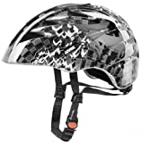 Uvex Uvision Children's Cycling Helmet - 52 - 57 cm, Black
