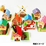 手作り貯金箱:8種類から選んで作れるログハウスキット【夏休みの工作・自由研究・宿題に好評です】
