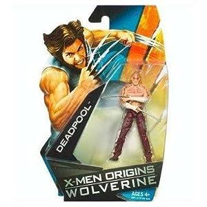 Amazon.com: X-Men Origins Wolverine - Movie Series - DEADPOOL - 3 3/4