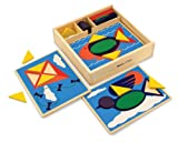 : Melissa & Doug Beginner Pattern Blocks