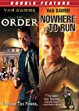 Jean-Claude Van Damme Double Feature (The Order, Nowhere to Run)