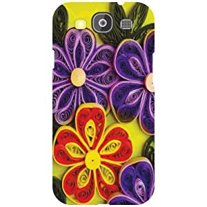 Samsung Galaxy S3 Neo Printed Mobile Back Cover