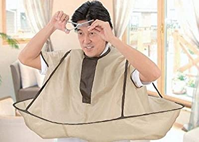 EWIN(R) 1PCS Hair Cutting Cape Gown Salon Hairdresser Barber Apron Two Size for Child and Adult