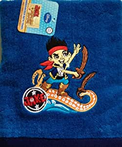 Jake and the Neverland Pirates Embroidered Bath Towel