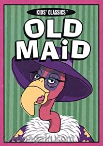 Old Maid Kids Classic Card Game