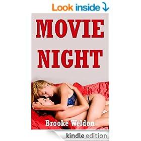Movie Night: A Lesbian Sex Erotica Story