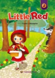 img - for Little Red (Caramel Tree Readers Level 2) book / textbook / text book