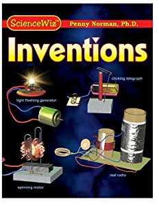 Build A Motor, A Telegraph, A Light-Flashing Generator And A Real Radio With This Award Winning Kit - ScienceWiz / Inventions Kit