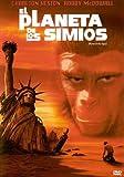 El planeta de los simios (1968) [DVD]