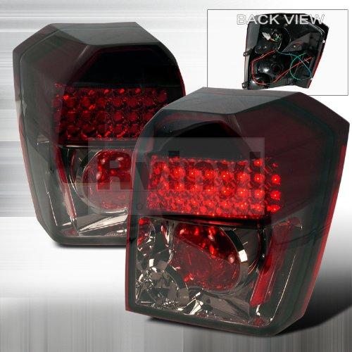Dodge Caliber R/T Se Sxt Srt-4 Led Smoked Tail Lights