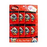 Disney Toy Story Mini Notepad Set Of 8 - Toy Story Mini Pads Set - Toy Story Mini Notebooks - Toy Story Mini Memo Pads