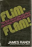 Flim flam!: The truth about unicorns, parapsychology, and other delusions (0690018770) by Randi, James