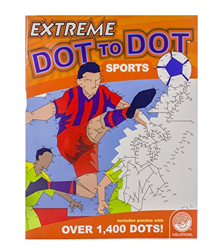 Extreme Dot to Dot Sports Puzzle - 1