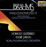 Brahms: Piano Concerto No. 2 & Haydn Variations