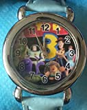 Toy Story 3 movie Watch Watches wristwatch For Children - BUZZ Lightyear and Woody with friends