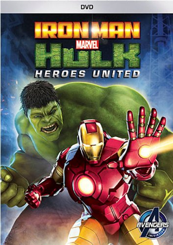 Marvel Heroes Animation