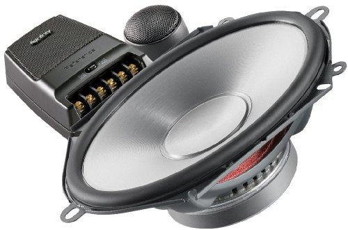 Infinity Reference 6830cs 6 x 8/5 x 7-Inch, 270-Watt High Performance Two-Way Component System (Pair)