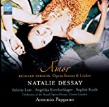 echange, troc  - Amor : airs d'opéra et Lieder de Richard Strauss